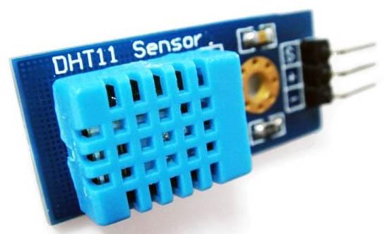 Датчик температуры dht11 датчик