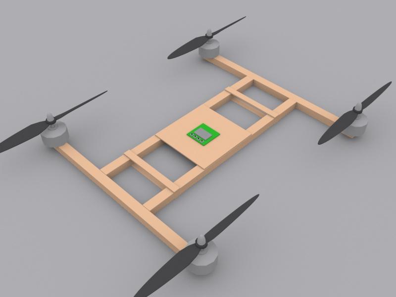 Stigern.Net » Blog Archive DIY: Stigerns Homebuilt H-Quadcopter ...